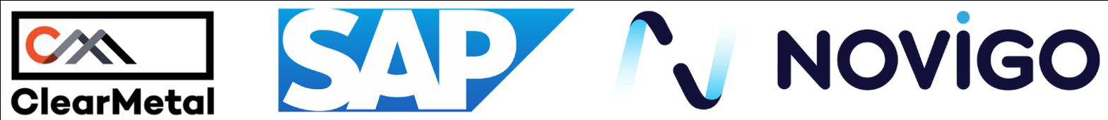ClearMetal SAP Novigo